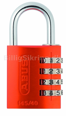 ABUS Hængelås 145/40 Orange