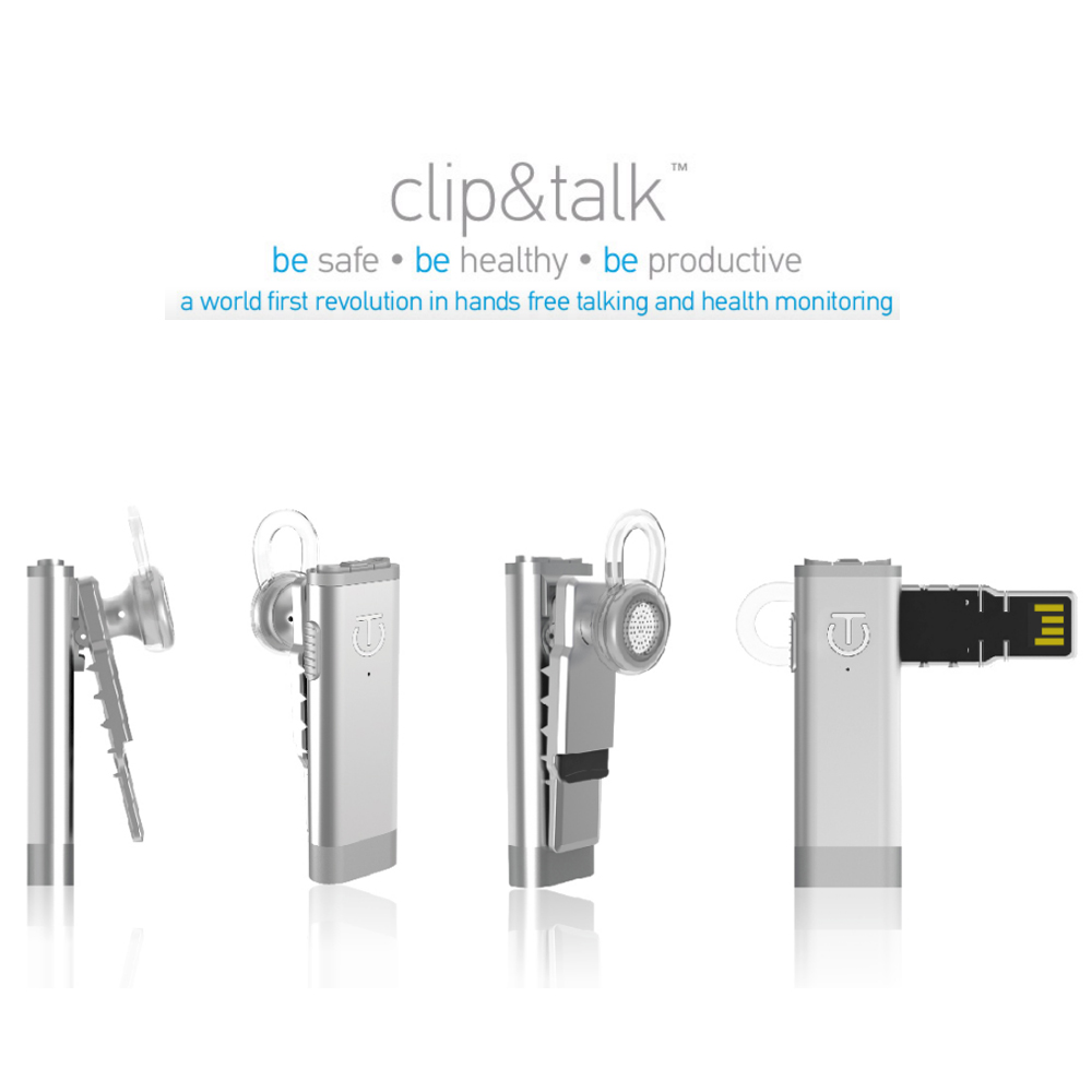 Clip&Talk Bluetooth