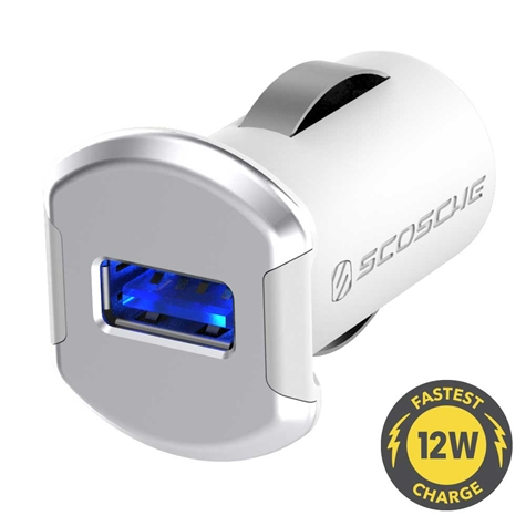 Scosche reVOLT - Single USB lader 12V